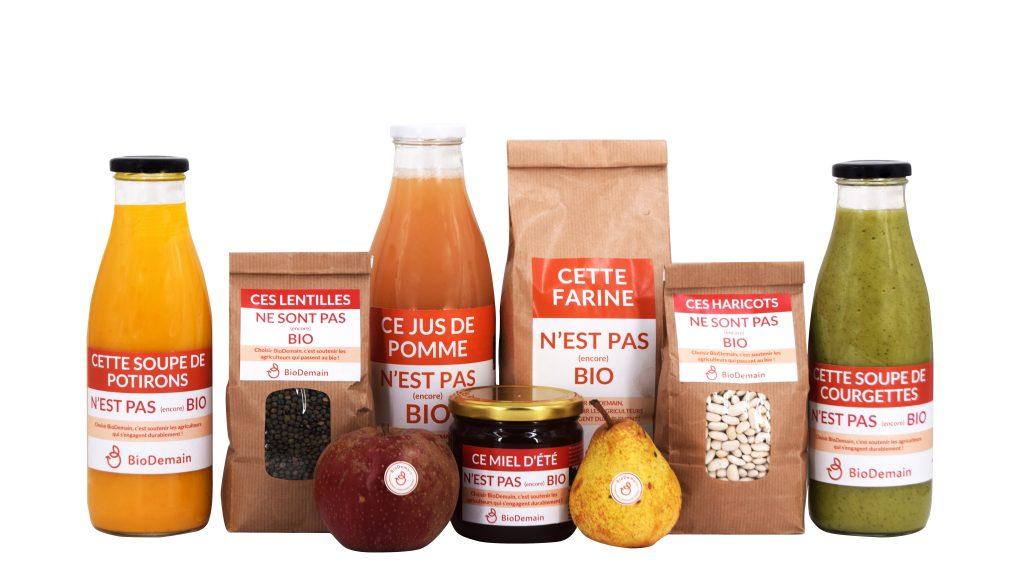 BioDemain gamme produits