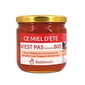 Miel aux fleurs d'été BioDemain