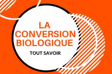 Couverture conversion biologique