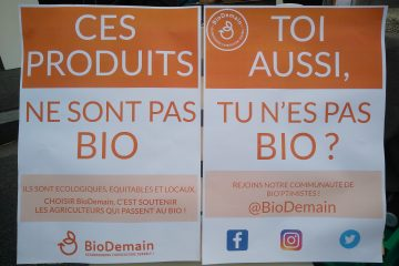 Affiches BioDemain