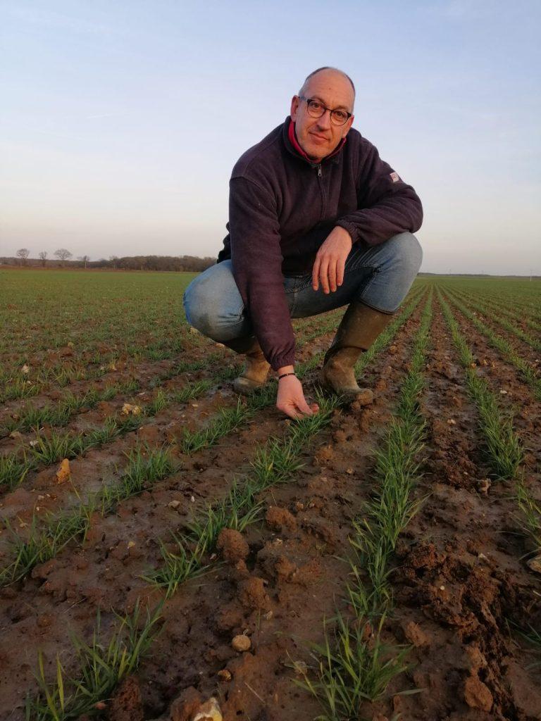 Bertrand, notre agriculteur en conversion biologique